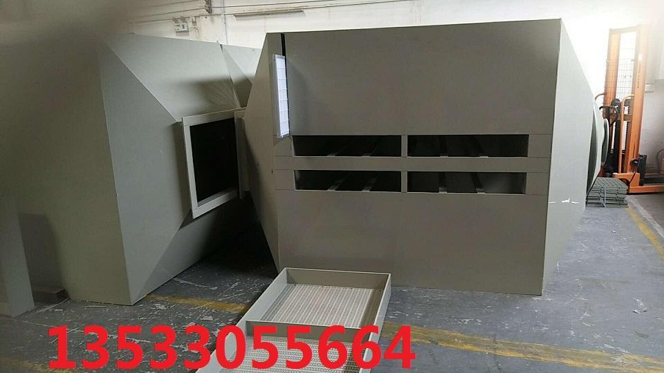 活性炭废气吸附净化箱 5