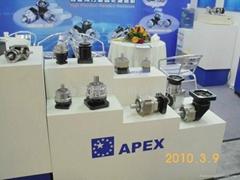 伺服电机专业配套APEX减速机