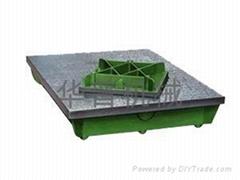 鑄鐵刮研平台鑄件材質要求