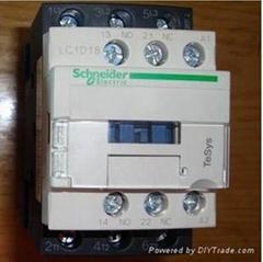 施耐德LC1-D09交流接觸器