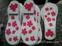 PVC女鞋鞋底