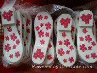 PVC女鞋鞋底 3