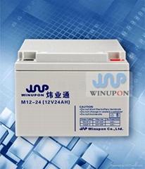 12V24AH蓄电池