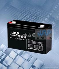 6v10AH儿童电动车蓄电池