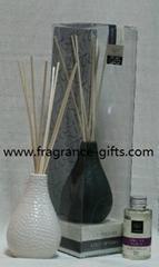 陶瓷瓶藤条套装