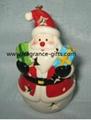 聖誕陶瓷瓶