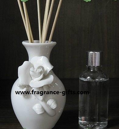 陶瓷瓶熏香套装 1