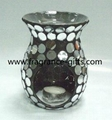 mosaic oil burner