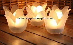 votive candle holder / g