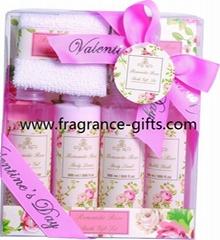 bath & spa gift set