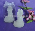 wedding candle / love candle