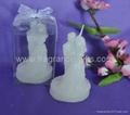 wedding candle / love candle