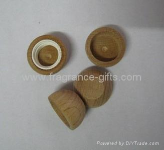 木頭蓋子 / 半球