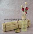 wooden or bamboo diffuser