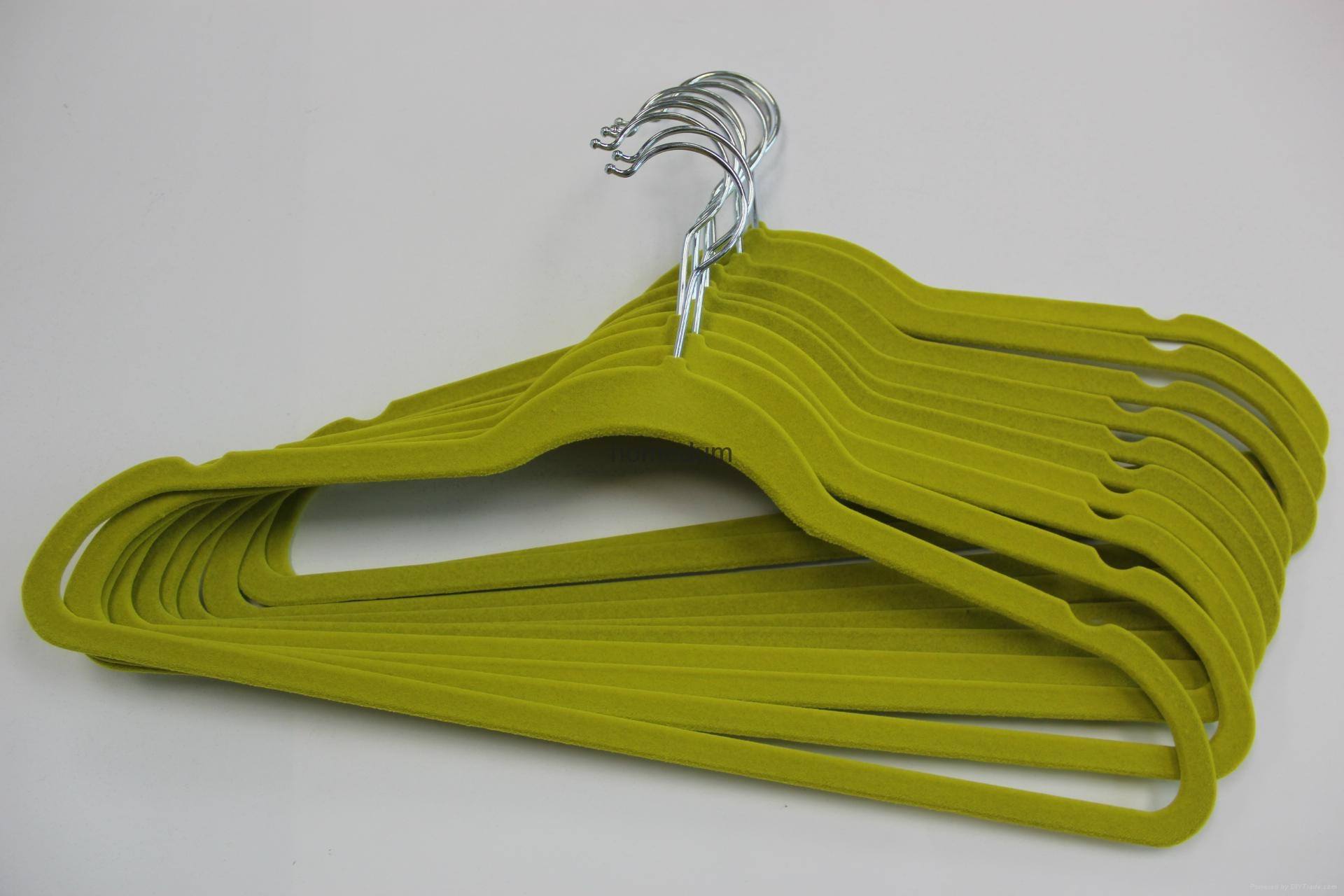 Velvet hanger 6