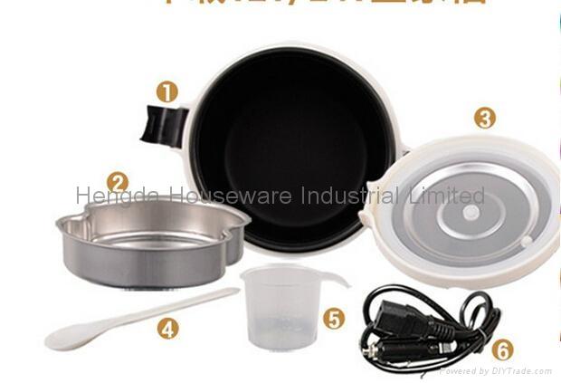 Smart mini rice cooker  6