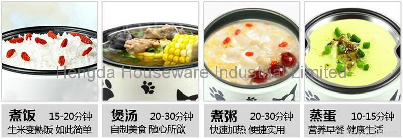 Smart mini rice cooker  5