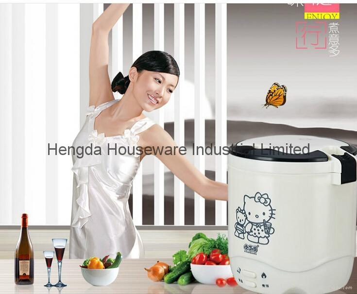 Smart mini rice cooker  9
