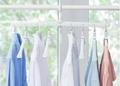 folding Swivel plastic clothes hanger for clothes 8 ranks set 18