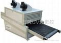 河南郑州经济型1300宽便携加装uv光固机设备 1