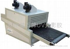 河南郑州经济型1300宽便携加装uv光固机设备