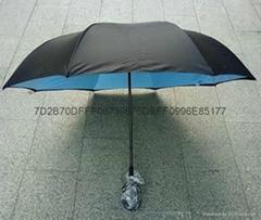 雙層反向傘