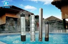 温泉不锈钢深井泵
