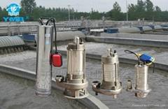 304不锈钢潜水泵