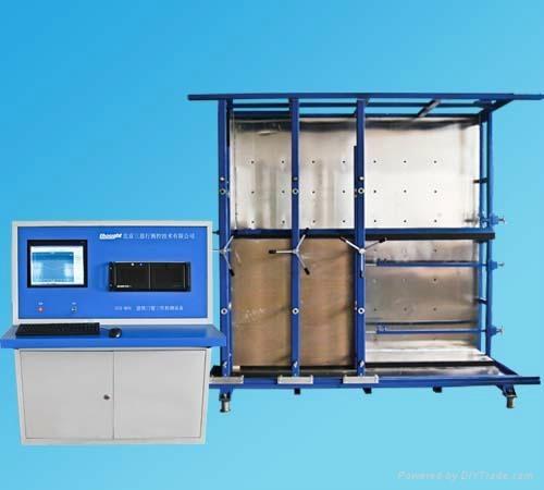 建筑门窗三性检测设备 1