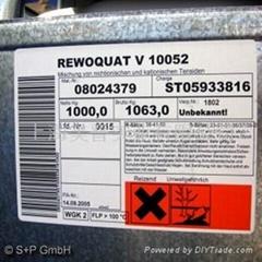 鋼鐵耐高溫標籤