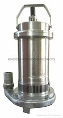 耐高温不锈钢潜水泵,QX系列不锈钢潜水泵