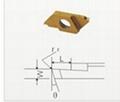 carbide cut-off insert