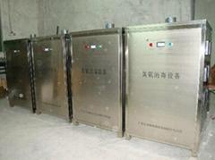 空氣滅菌臭氧發生器
