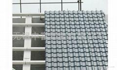北京各區縣合成樹脂瓦