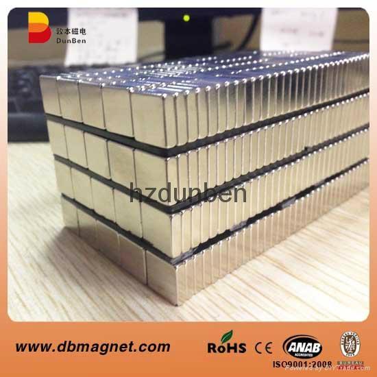 Sintered Neodymium Magnet 1