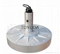 2kw 盤式無鐵芯稀土永磁風力發電機