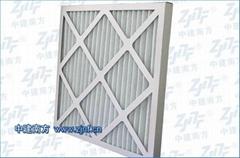 中建南方折疊式初效空氣過濾器