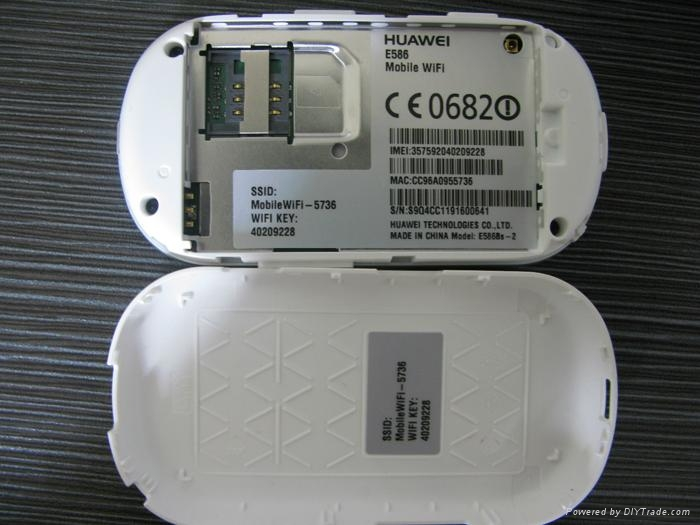 huawei wireless mifi router E586 with 21.6mbps 3