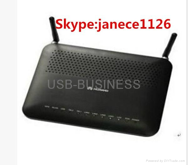 Huawei Hg8346M Gpon Ont Internal Antenna Wireless ONU Of 802.11n With 4 Etherne 1