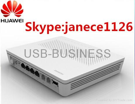 Huawei Hg8346M Gpon Ont Internal Antenna Wireless ONU Of 802.11n With 4 Etherne 2