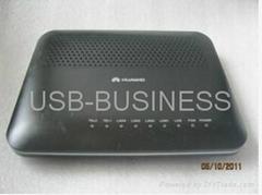 Huawei HG850A GPON EPON onu  fiber optic English software