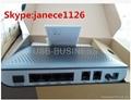 Huawei ONT HG8240 HG8240H GPON EPON onu  fiber optic English software 4POTS  3