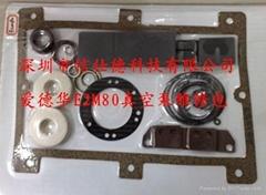 愛德華E2M80真空泵維修包