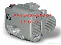 貝克真空泵銷售維修貝克U4.100