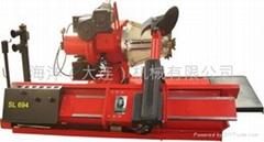 雄狮SL694大型工程车轮胎拆装机-大型轮胎拆装机