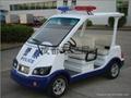成都東之尼5座電動巡邏車