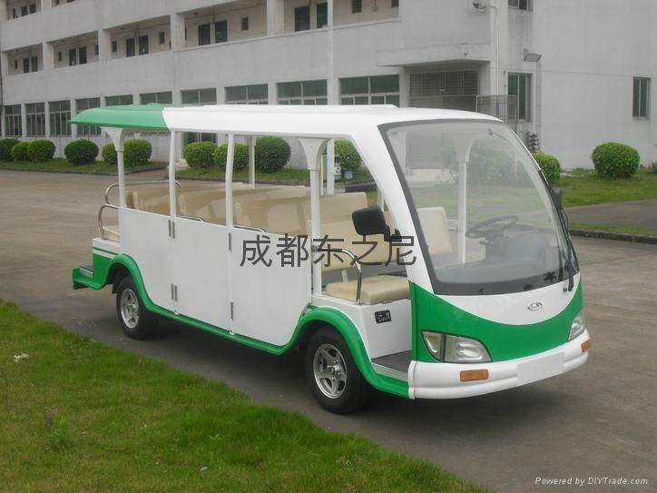 成都东之尼高尔夫电动车 4