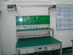 中山铝型材工作台流水线