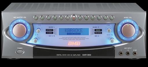 BMB CSV-450卡拉OK音響 5