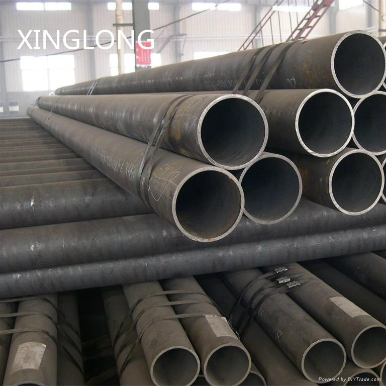 carbon hot rolled seamless steel piping 1